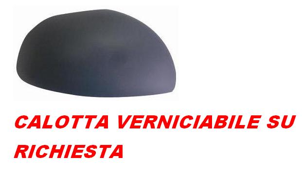 7438635100230 DERB CALOTTA RETROVISORE SX Sinistro Lato Guida