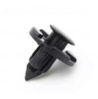 100x Clip rivetti plastica fissaggio auto Mollette per Paraurti Parafango