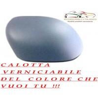 CALOTTA SPECCHIETTO SINISTRO SX FIAT PANDA 2012 VERNICIABILE A TUA RICHIESTA