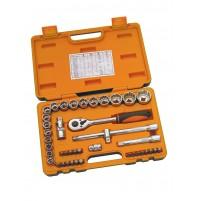CASSETTA SET 42 CHIAVI 1/2 MULTIMPRONTA carrozzeria riparazione FERMEC FRM4422