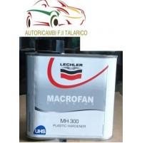 CATALIZZATORE INDURITORE  PER PLASTICA PLASTIC HARDENER LECHLER MH 300 - 350 ml