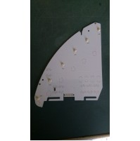 CENTRALINA SCHEDA A LED FANALE POSTERIORE MERCEDES CLASSE B  W246