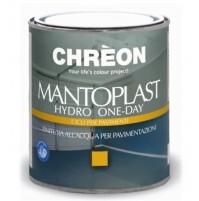 CHREON LECHLER MANTOPLAST Finitura Protettiva all'acqua Pavimentazioni 8x0,75 kg