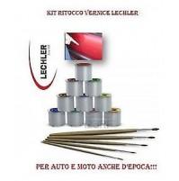 COLORE KIT VERNICE RITOCCO 50 GR LECHLER FIAT GROUP N 505/A NEW ARANCIO BATIK