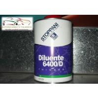 DILUENTE 6400/D ANTIVEGETATIVA STOPPANI THINNER LT 1