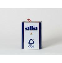 Diluente Nitro Antinebbia Alfa CHIMICA CBR Ogni Utilizzo  FUSTO DA 5 LITRI