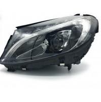 Faro fanale proiettore anteriore SX Sinistro MERCEDES CLASSE C W205 LED BI XENON