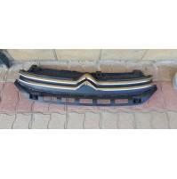Griglia Anteriore COMPLETA di Stemma CROMATO  Citroen C3 III 2016 9812063477
