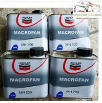 INDURITORE CATALIZZATORE MACROFAN 3:1 HARDENER MH 200 LECHLER 350 ml - 4 PEZZI