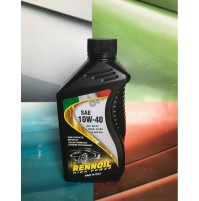 Olio Motore 10W - 40 Rennoil High Power DIESEL & BENZINA Semi - Synthetic Oil