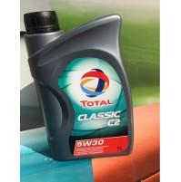 Olio motore TOTAL CLASSIC C2 5w30 LT 1 LITRO