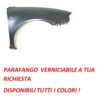 PARAFANGO ANT SINISTRO Lato Guida AUDI A3 1996>2003 VERNICIABILE A TUA SCELTA