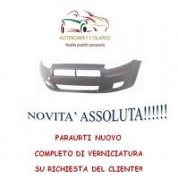 PARAURTI ANT FIAT GRANDE PUNTO DAL 2005 COLORE 148/A ROSSO CILIEGIA- AMMALIATORE