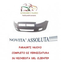 PARAURTI ANT FIAT GRANDE PUNTO DAL 2005 COLORE 153/A ACCATTIVANTE