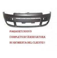 PARAURTI ANT FIAT PANDA DAL 2003 COMPLETO DI VERNICIATURA 602 GRIGIO PERBENE
