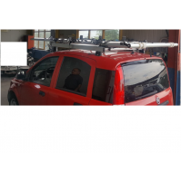 PORTAPACCHI Ottime Condizioni Lp Brevettato  FIAT PANDA VAN dal 2003