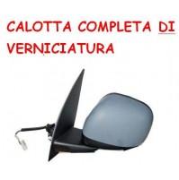 SPECC RETROVISORE ELETTR TERM 3 FILI SINIST FIAT PANDA 2009 CALOTTA VERNICIABILE