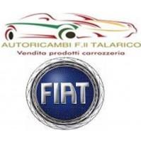 STEMMA FREGIO LOGO POSTERIORE FIAT CROMA DAL 2005