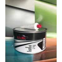 STUCCO Metallico SPATOLA KG 2,00 BICOMPONENTE Professionale Per Carrozzeria SOFT