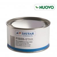 Stucco Vetroresina SISTAR FIBER-STAR  1,8 KG + Catalizzatore