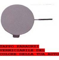TAPPO GANCIO TRAINO PARAURTI ANTERIORE AUDI A4 DAL 2004 AL 2007
