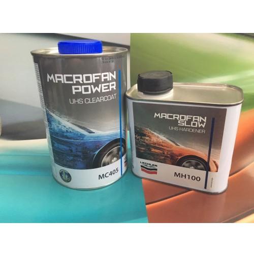 TRASPARENTE POWER UHS MC405 MACROFAN ACRILICO LECHLER L0MC0405L1 + CAT. MH100