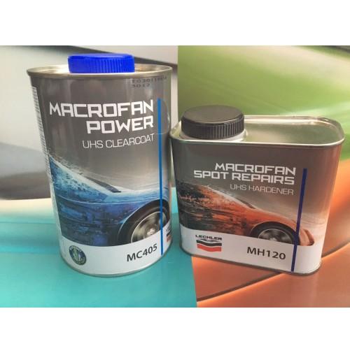 TRASPARENTE POWER UHS MC405 MACROFAN ACRILICO LECHLER L0MC0405L1 + CAT. MH120