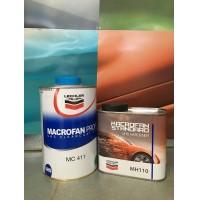VERNICE TRASPARENTE BICOMPONENTE MACROFAN LT1 MC411 - MH110 LECHLER AUTO E MOTO