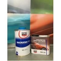 VERNICE TRASPARENTE BICOMPONENTE MACROFAN LT1 MC411 - MH120 LECHLER AUTO E MOTO